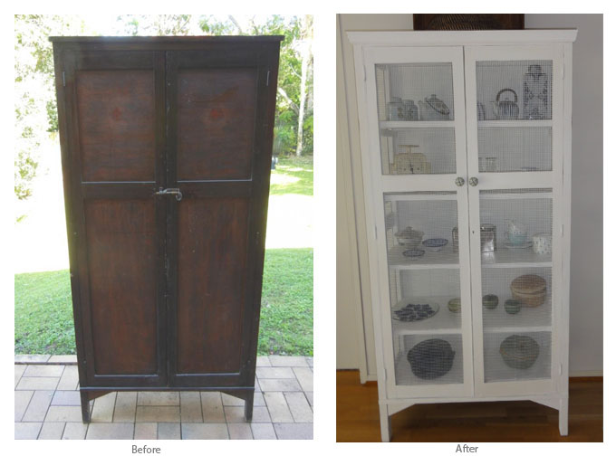 Farmhouse Cabinet DIY
