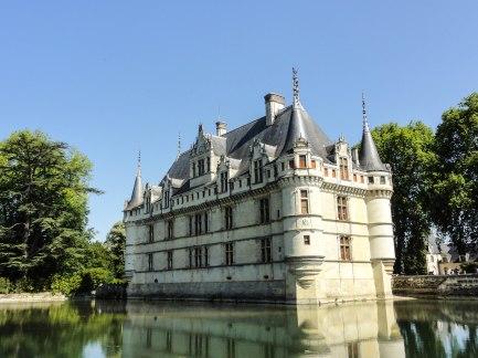 Azey-Le-Rideau Loire Valley