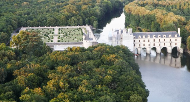 Balloon ride Loire Valley