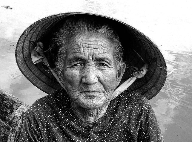 Lady of Hoi An