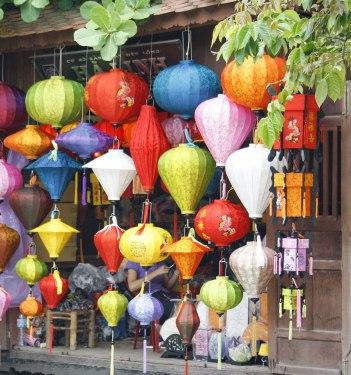 Lanterns Hoi An
