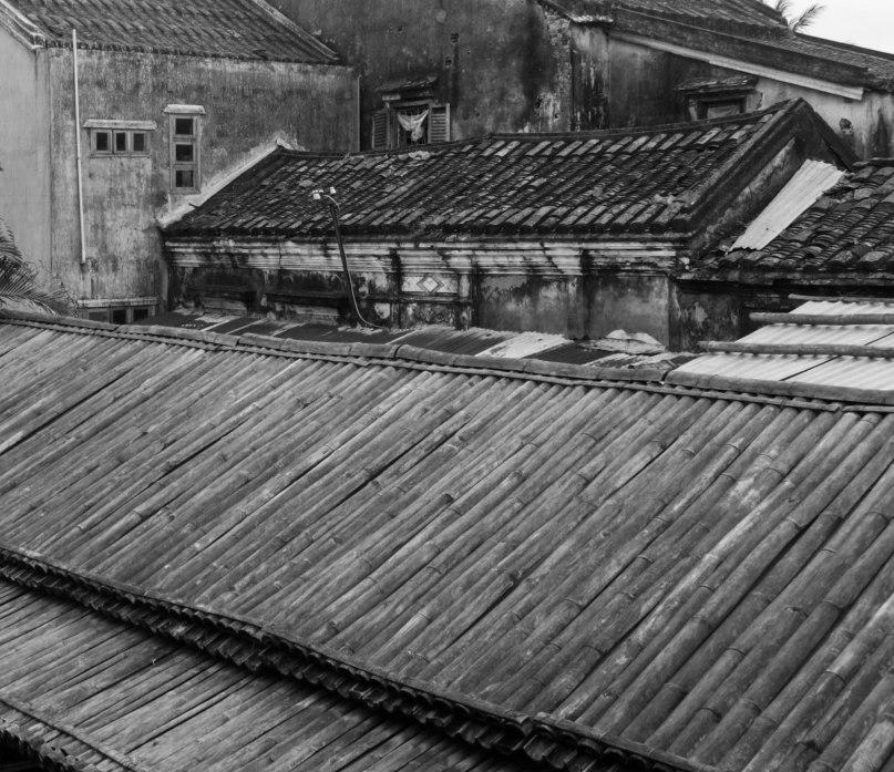 Rooftops Hoi An