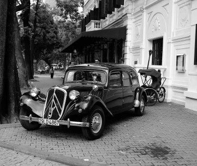 Vintage Car Sofitel