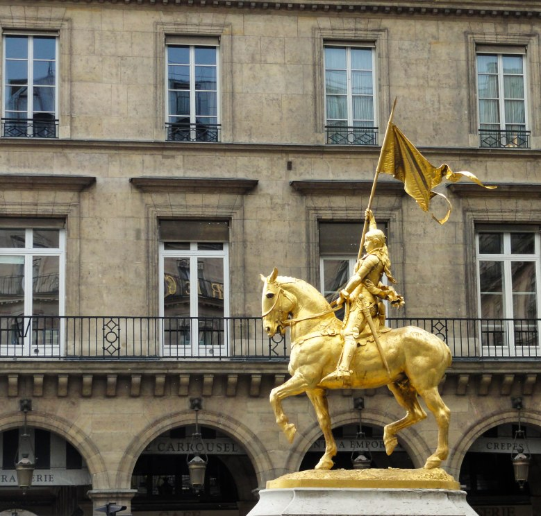 Joan of Arc Paris