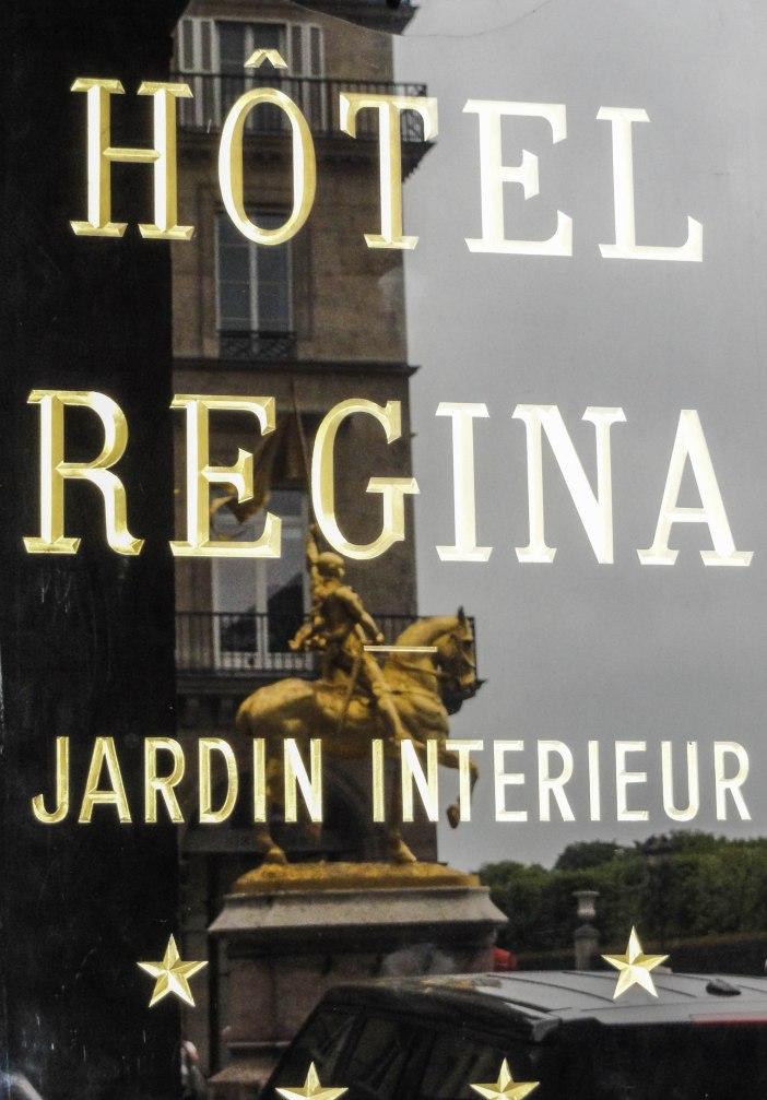 Hotel Regina Paris