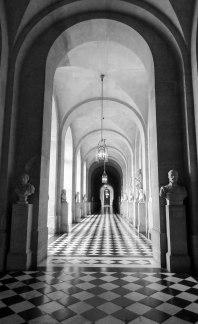 Versailles hallway
