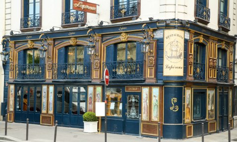 Laperouse Restaurant Paris