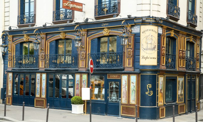 Laperouse Restaurant Paris