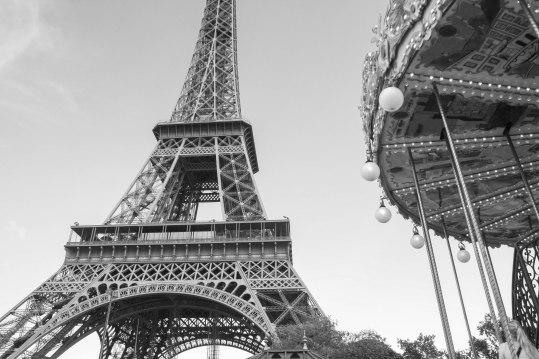 Merrygoround Eiffel
