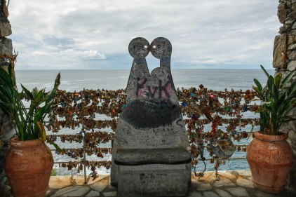 Walk of Love from Riomaggiore to Manorola