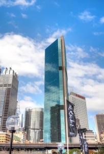 Modern Building near Circular Quay