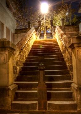 circular quay steps