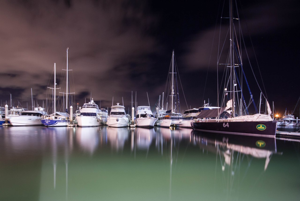 One Word Photo Challenge |Night