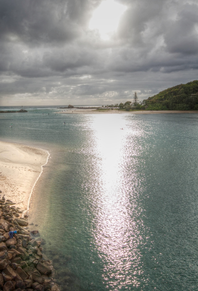 Currumbin lagoon