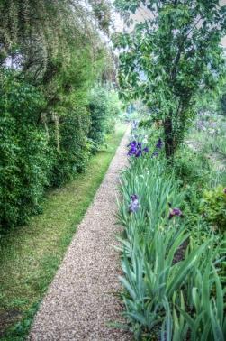 Monets Garden 3