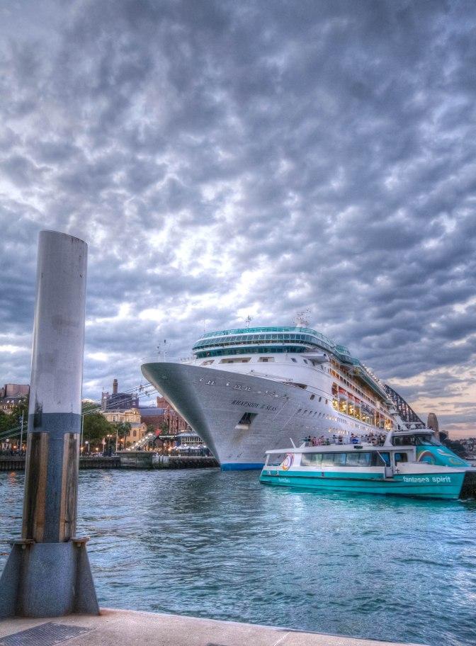 ship circular quay