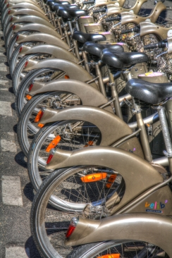 bicycles-paris