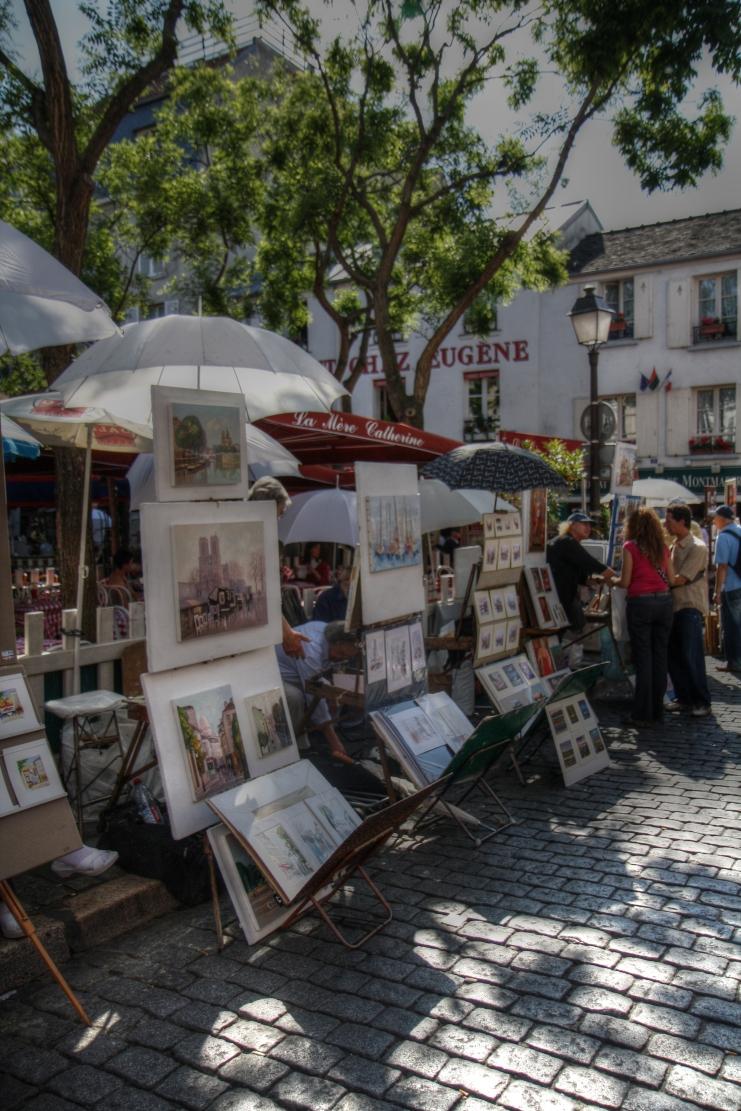 montmarte-painters-paris