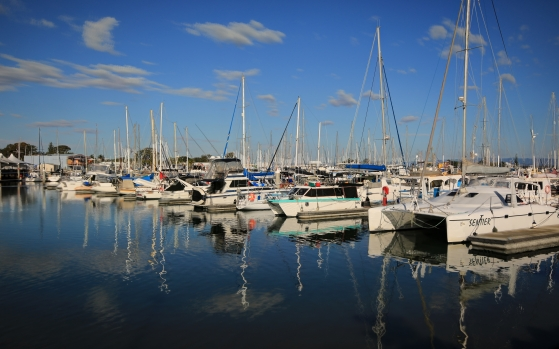 redcliffe harbour