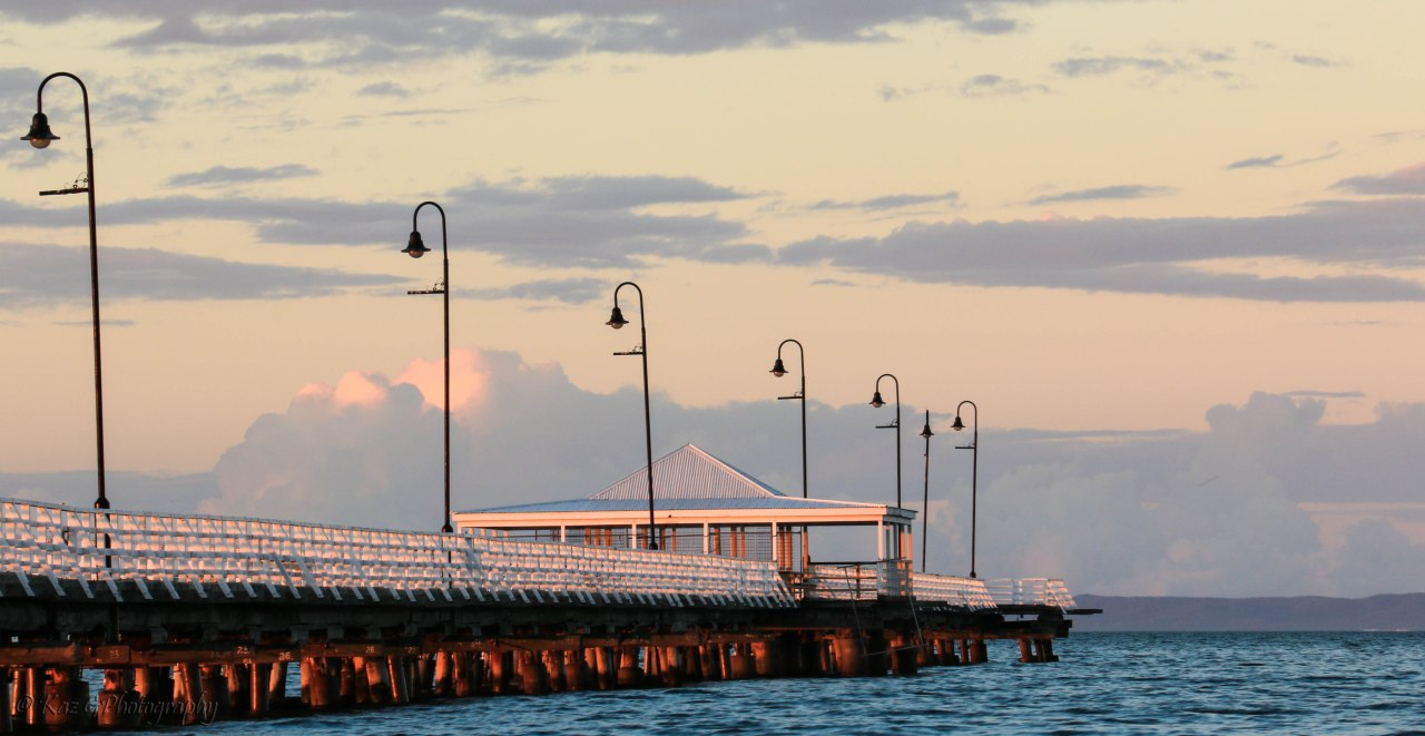 Shorncliffe Pier –Sunset