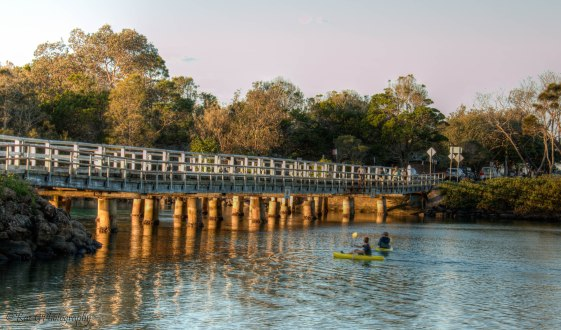 Brunswick Heads bridge