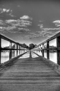 Brunswick Footbridge