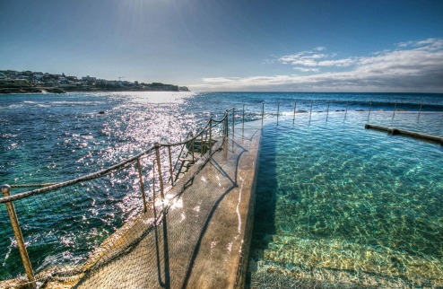 Bronte Beach tidal pool