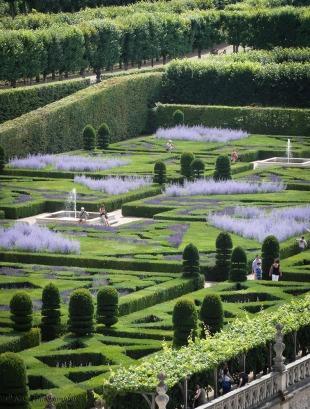 Gardens Villandry
