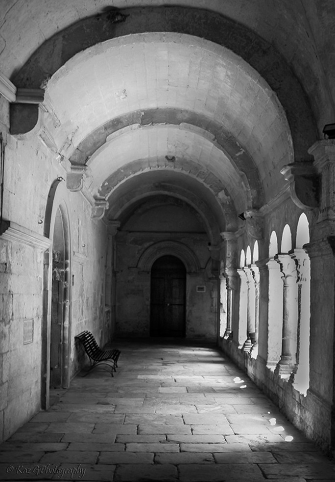 St. Paul de Mausolee Cloisters