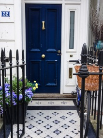 London Pimlico Door