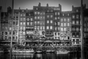 harbour honfleur
