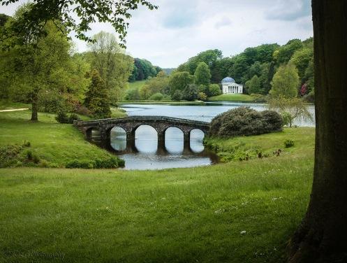 Stourhead Garden Wiltshire