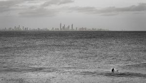 lone-surfer-surfers-paradise