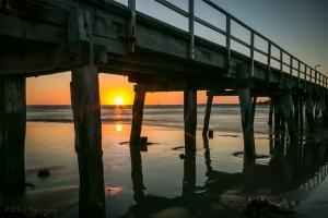 Victor Harbour sunrise SA
