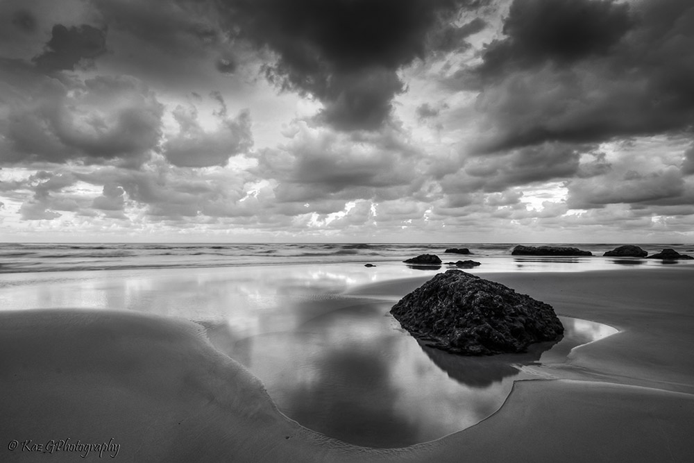 Clouds | Monochrome Madness 2 – 31