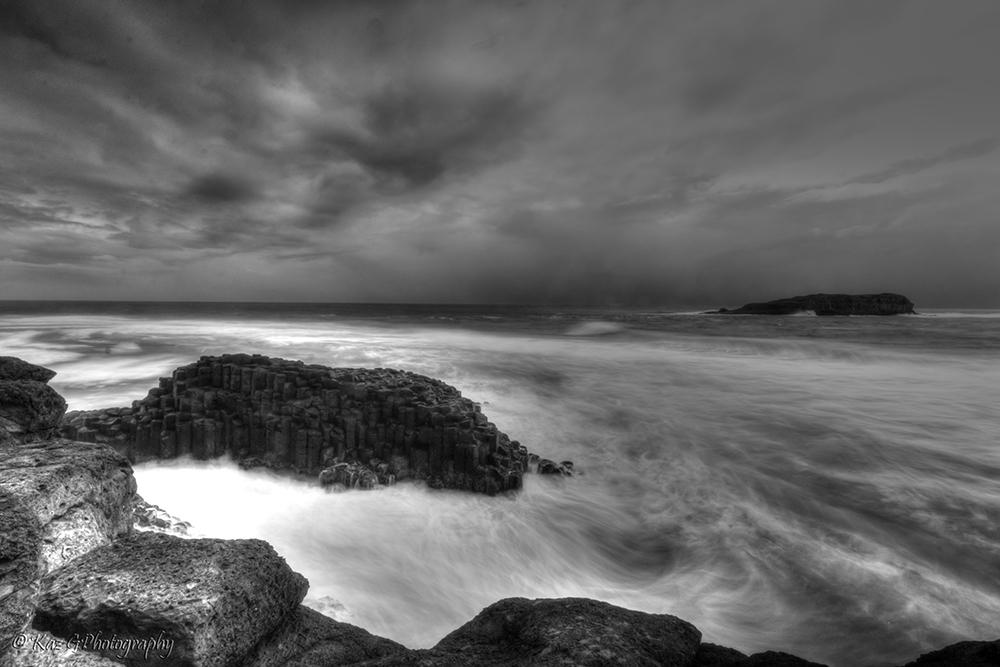 Fingal Head, Cinque Terre |Careful