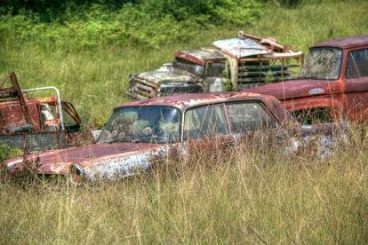 abandoned cars 2