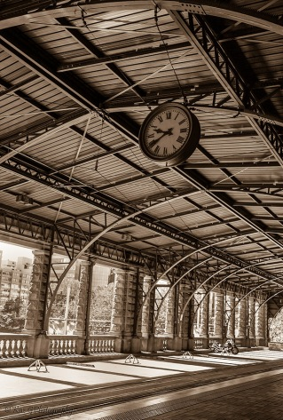 vintage sydney kings cross station_