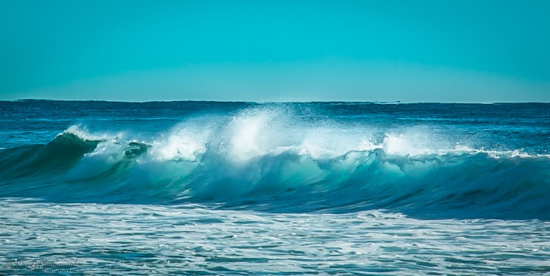 Kirra Beach waves