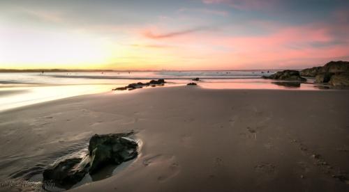 Snapper Rocks sunset-1
