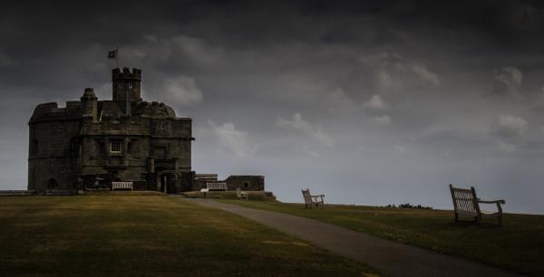 OnePhoto Focus Ben Pendennis Castle +2-HDR