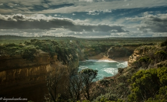 View into Loch Ard Gorge (2 of 2)