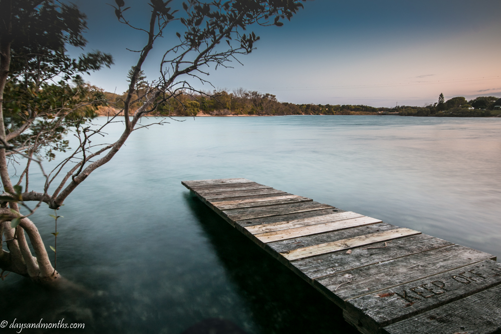 Friday Foto | Pier Cudgen Creek