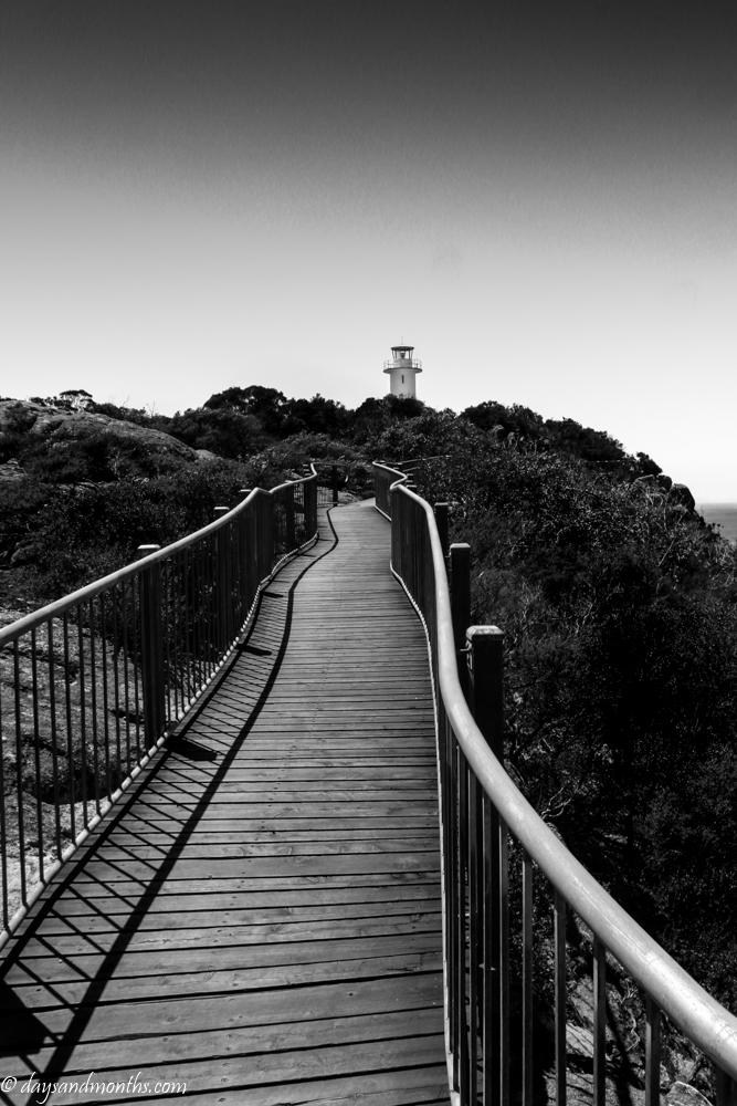 Cape Tourville Lighthouse |MM 2 –34